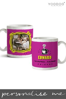 Personalised Friends Mug - Monica and Chandler By YooDoo