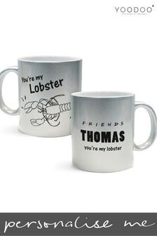 Personalised Friends Mug By YooDoo - You're My Lobster
