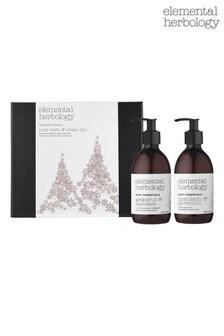 Elemental Herbology Seasons Rituals Body Wash Cream Duo