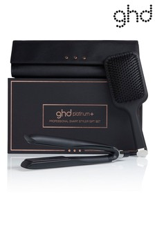 ghd Platinum+ with Paddle Brush, Box & Heat-Resistant Bag - Worth Over £232