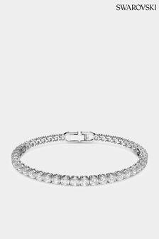 Swarovski Silver Tennis Deluxe Bracelet