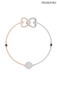 Swarovski Gold Remix Collection Forever Strand