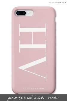 Personaslied Large Initials Phone Case By Koko Blossom