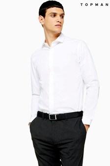 Topman Stretch Shirt