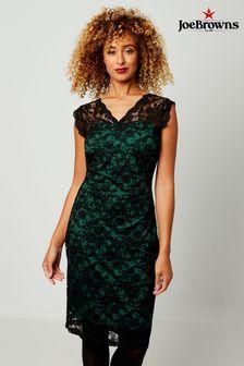 Joe Browns Black Flattering Lace Dress