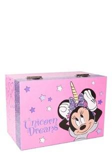 Disney Multi Minnie Mouse Jewellery Box