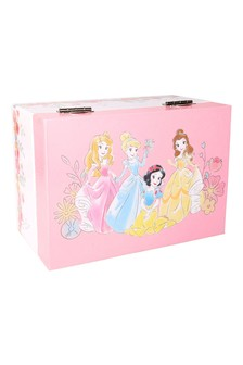 Disney Multi Princesses Jewellery Box