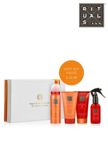 Rituals The Ritual of Happy Buddha Energising Treat Small Gift Set