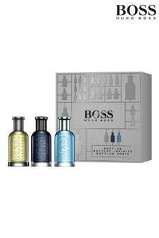 BOSS Bottled 30ml Trio Gift Set