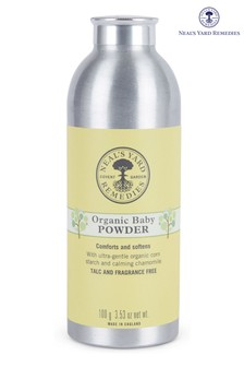 Neals Yard Remedies Organic Baby Powder 50ml