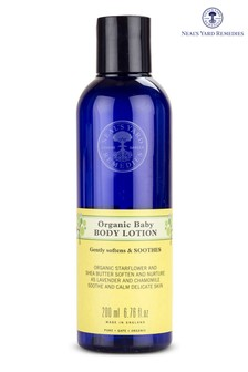 Neals Yard Remedies Organic Baby Body Lotion 200ml