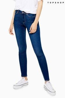 """Topshop Leigh Jeans 30"""" Leg"""