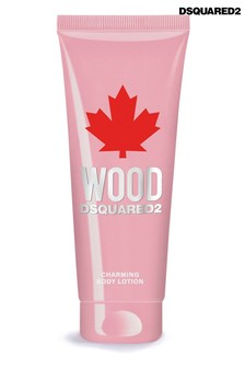 Dsquared Wood Pour Femme Body Lotion 200ml