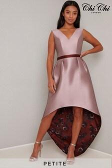 Chi Chi London Safia Petite Dress
