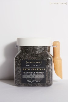 Sunday Rain Relax and Purify Bath Crystals 500g