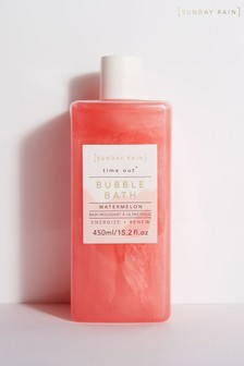 Sunday Rain Energise and Renew Bubble Bath 450ml