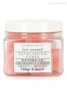 Sunday Rain Smooth and Brighten Exfoliating Cubes 150g
