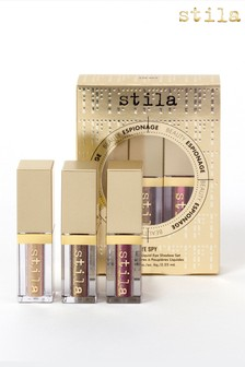 Stila Eye Spy Glitter and Glow Liquid Eye Shadow Set