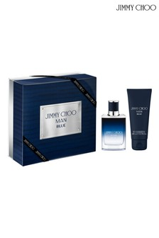 Jimmy Choo Man Blue EDT 50ml & Showergel 100ml