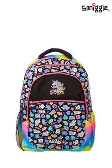 Smiggle Black Express Backpack