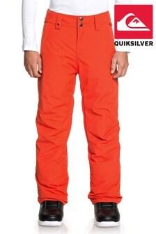 Quiksilver Kids  - Estate Ski Trousers