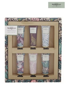 Morris & Co Pink Clay and Honeysuckle Hand Care Set