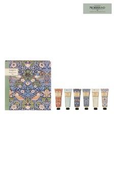 Morris & Co Strawberry Thief Hand Cream Library 6 x 30ml