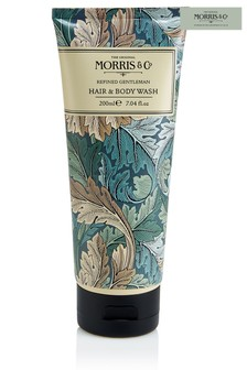 Morris & Co Refined Gentleman Hair & Body Wash