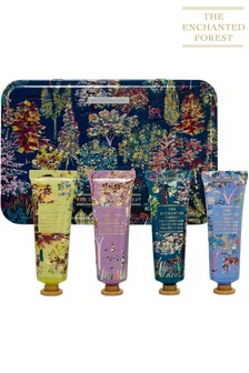 The Enchanted Forest Travel Collection in Tin