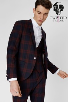 Twisted Tailor Suit Jacket