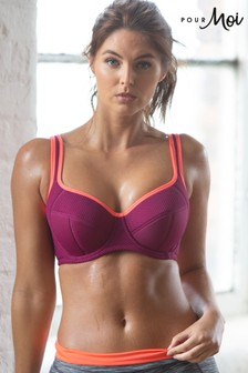 Pour Moi Energy Underwired Lightly Padded Sports Bra