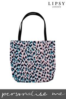 Personalised Lipsy Bianca Tote Bag By Instajunction