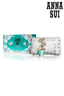 ANNA SUI Fantasia Mermaid EDT 30ml and Cosmetic Pouch