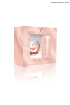 French Connection For Women Set EDT 60ml and Body Lotion 200ml