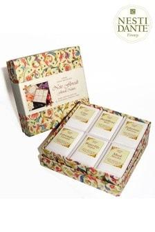 Nesti Dante Floral Notes Gift Set 6 x 100g Soaps