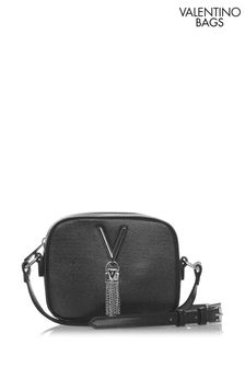 Valentino Bags Black Divina Camera Bag