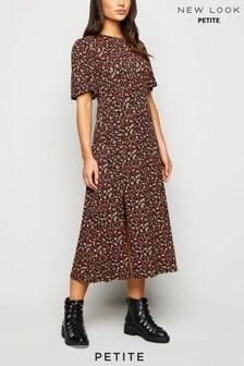 New Look Petite Jersey Empire Midi Dress