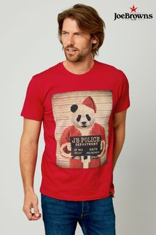 Joe Browns Christmas Criminal Tee