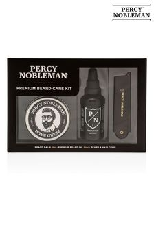 Percy Nobleman Premium Beard Care Kit