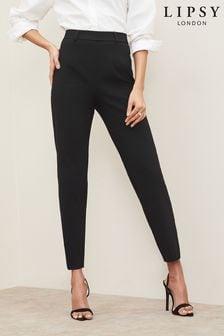 Lipsy Black Bengaline Trouser