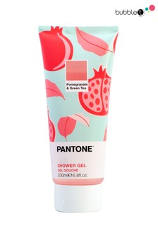 Bubble T Pomegranate and Green Tea Shower Gel Pantone Edition  200ml