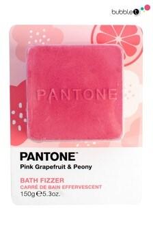 Bubble T Pink Grapefruit & Peony Bath Fizzer Pantone Edition 150g