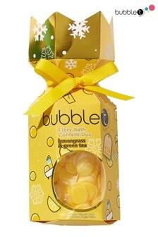 Bubble T Fizzy Bath Confetti Duo Lemongrass & Green Tea