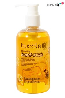 Bubble T Hand Wash Lemongrass & Green Tea 260ml