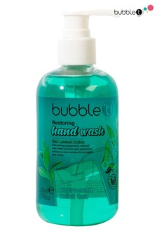 Bubble T Hand Wash Moroccan Mint Tea 260ml