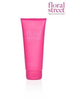Floral Street Neon Rose Body Wash 200ml