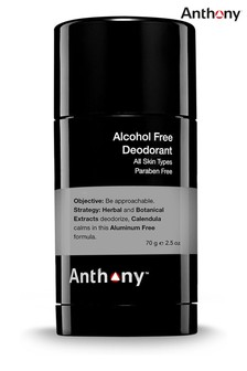 Anthony Deodorant-Alcohol Free 70 g
