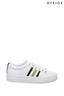 Office Glam Lace Up Trainer