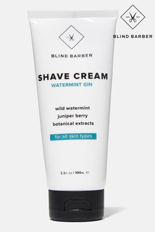Blind Barber Wild Watermint Shave Cream 100 ml