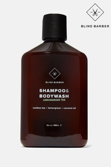 Blind Barber Lemongrass Tea Shampoo & Bodywash 350 ml